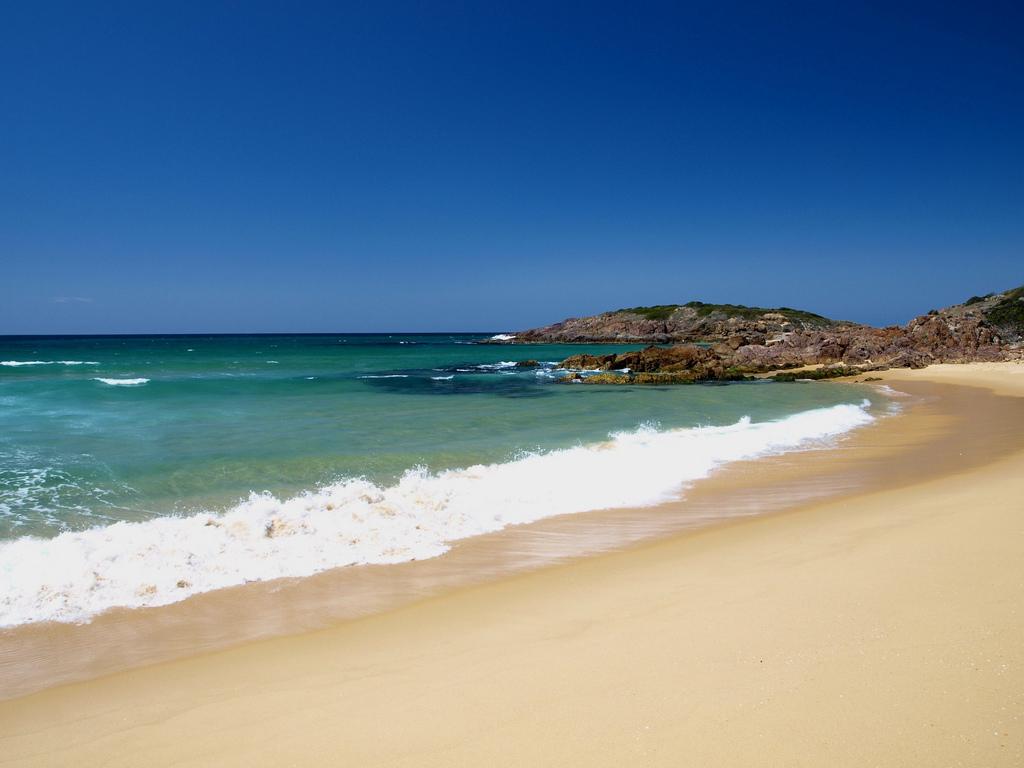 Пляж Бурнда в Австралии, фото 2