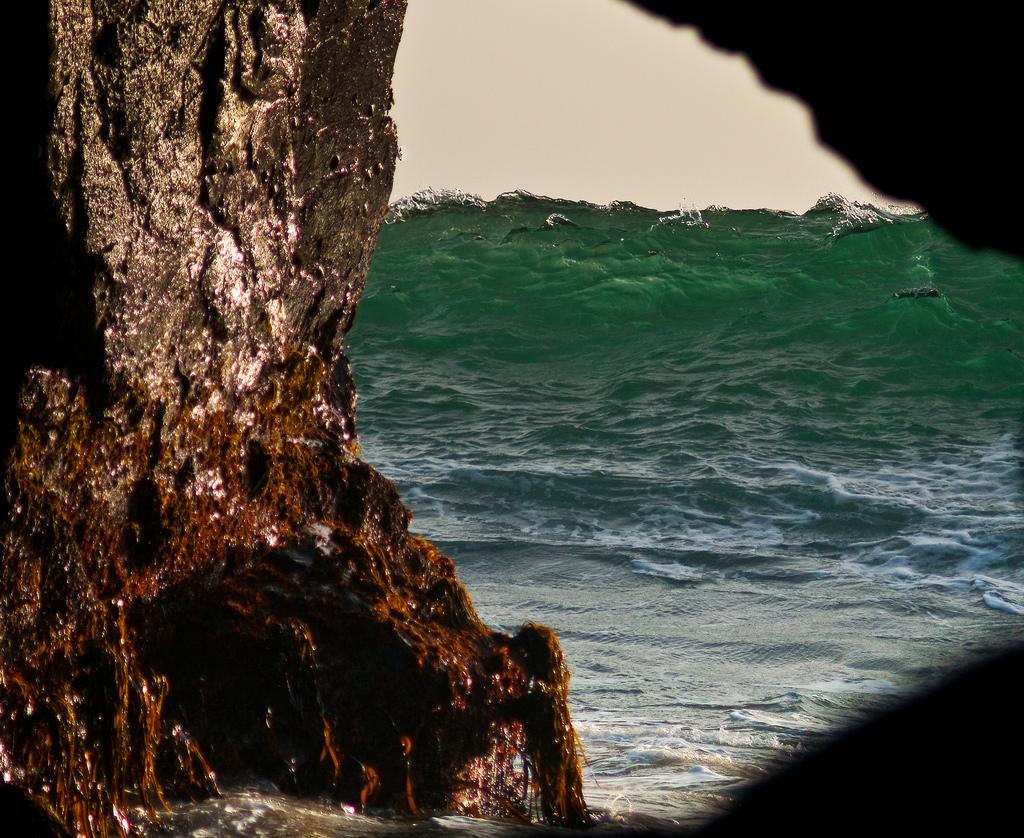 Пляж Джулия Пфайфер в США, фото 1
