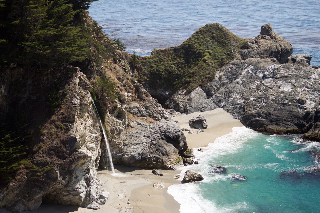 Пляж Джулия Пфайфер в США, фото 4
