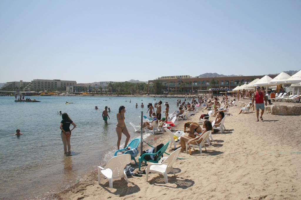 Пляж Эйлат в Израиле, фото 1