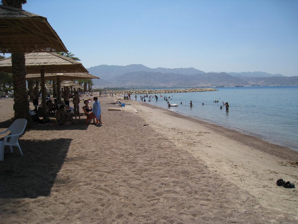 Пляж Эйлат в Израиле, фото 2
