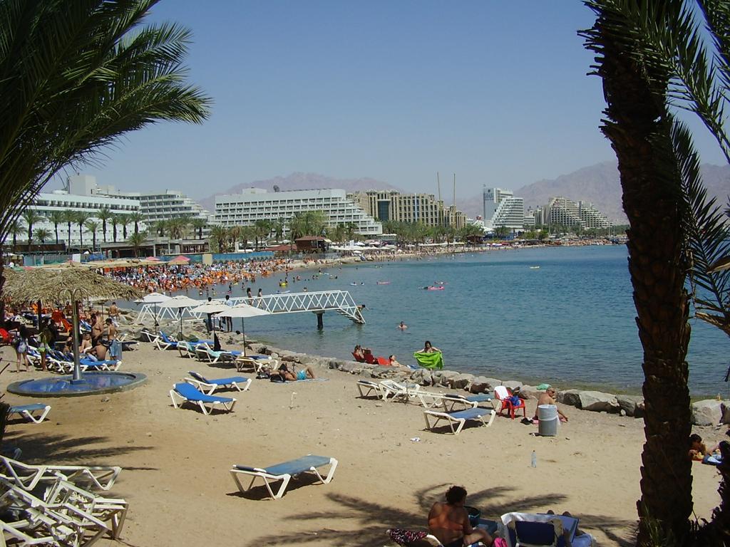 Пляж Эйлат в Израиле, фото 3