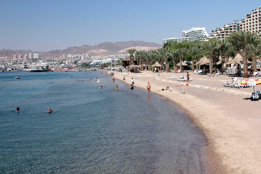 Пляж Эйлат в Израиле, фото 5