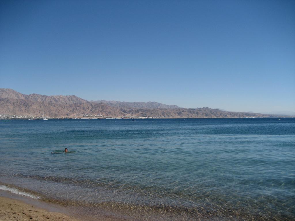 Пляж Эйлат в Израиле, фото 6