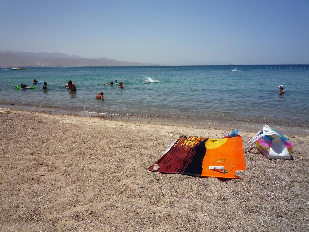 Пляж Эйлат в Израиле, фото 8