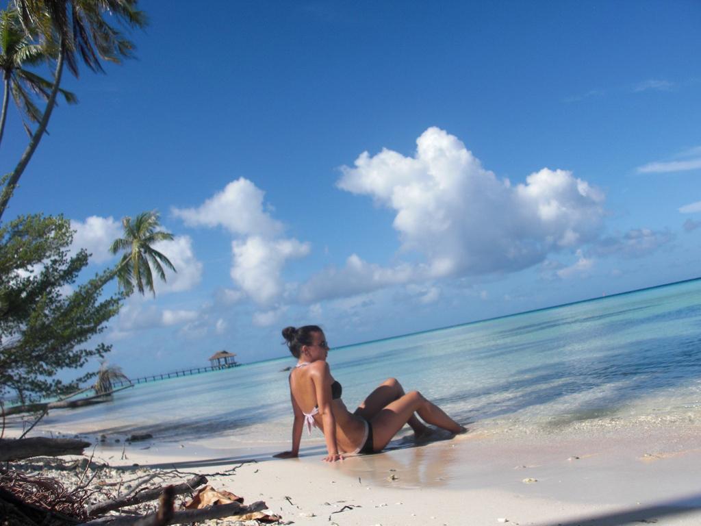 Пляж Факарава во Французской Полинезии, фото 1