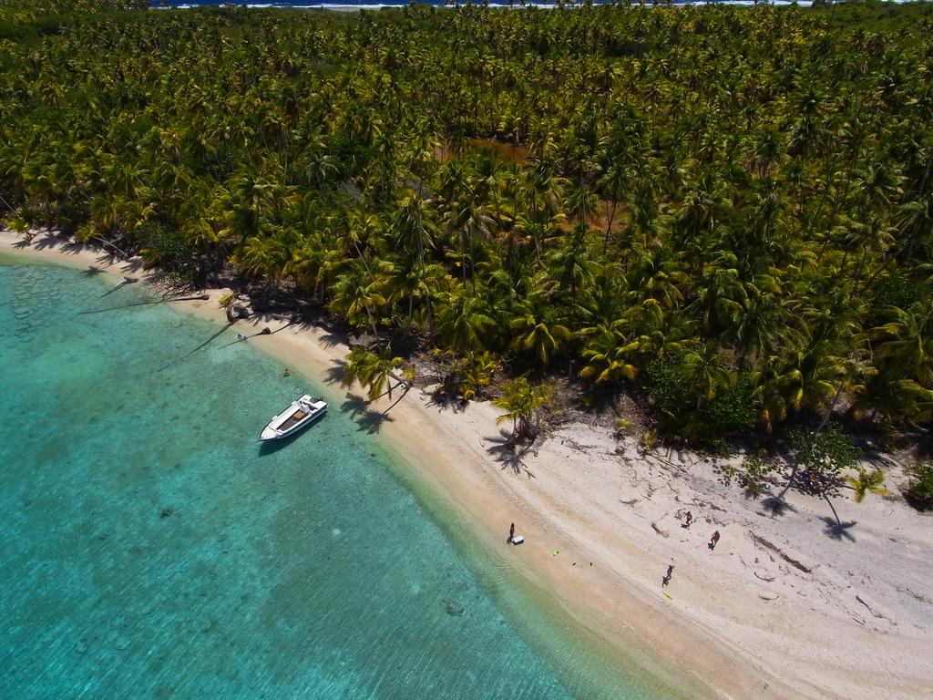 Пляж Факарава во Французской Полинезии, фото 3