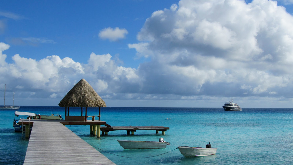 Пляж Факарава во Французской Полинезии, фото 7