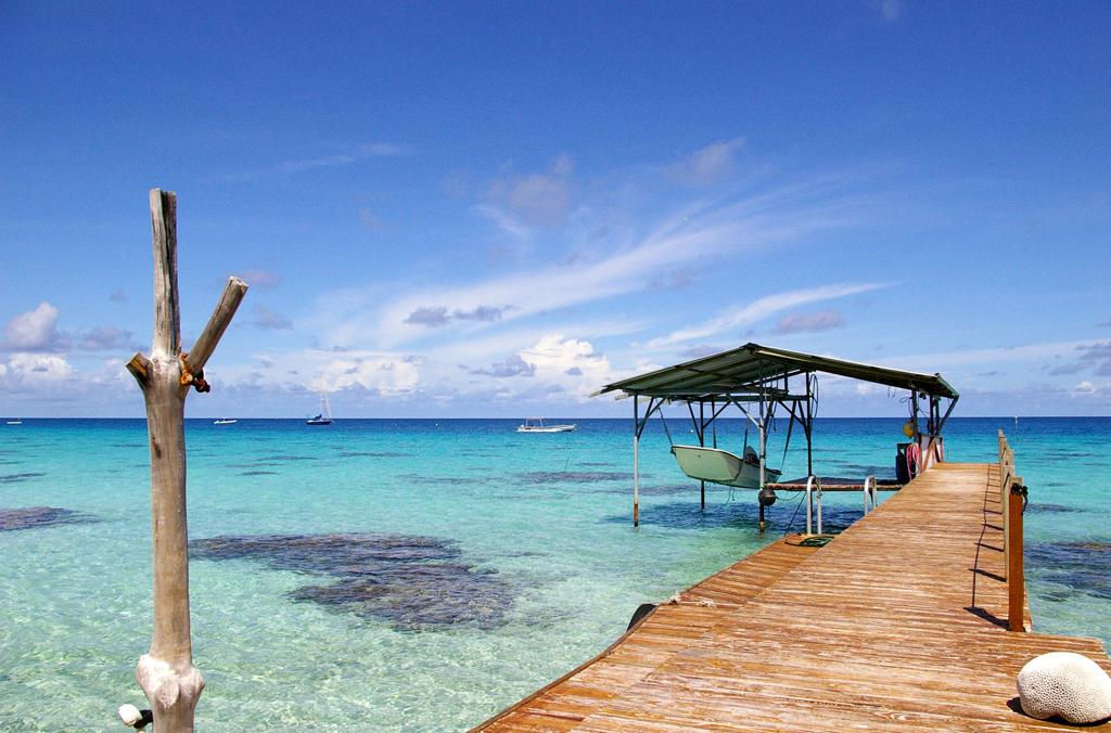 Пляж Факарава во Французской Полинезии, фото 9