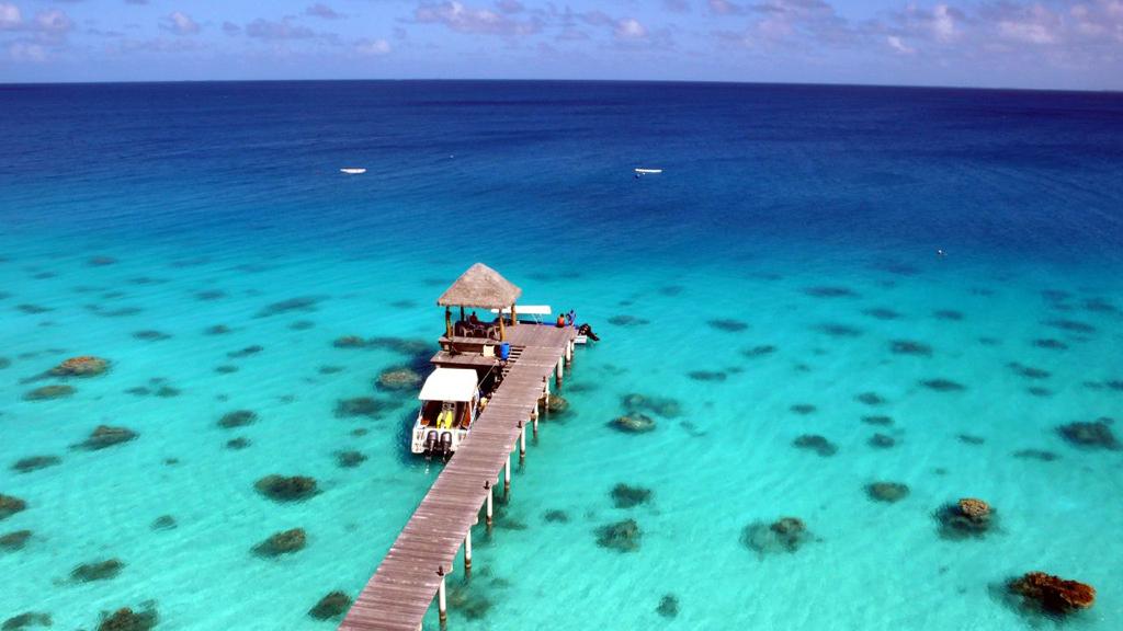 Пляж Факарава во Французской Полинезии, фото 10