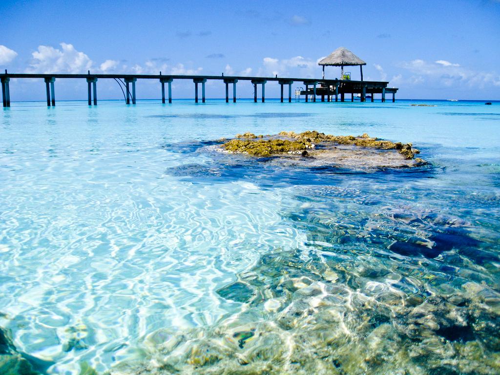 Пляж Факарава во Французской Полинезии, фото 11