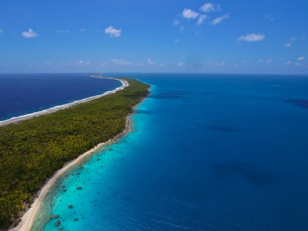 Пляж Факарава во Французской Полинезии, фото 12