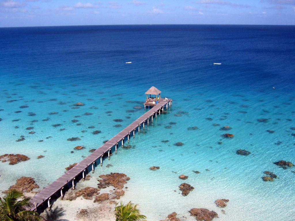 Пляж Факарава во Французской Полинезии, фото 15
