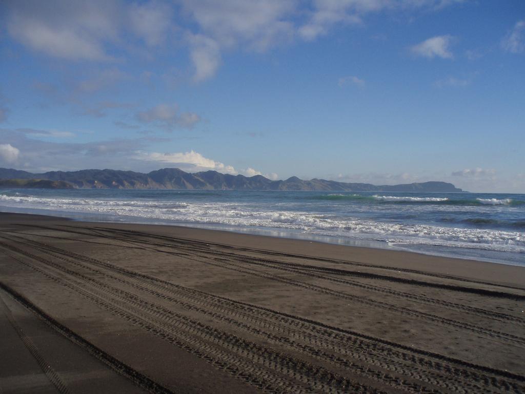 Пляж Кафия в Новой Зеландии, фото 2