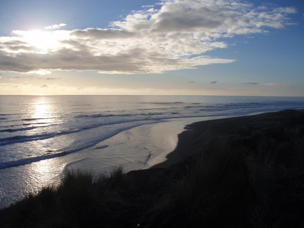 Пляж Кафия в Новой Зеландии, фото 3