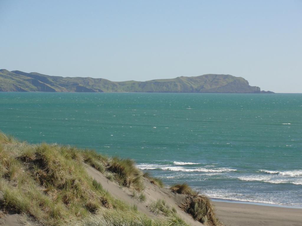 Пляж Кафия в Новой Зеландии, фото 4