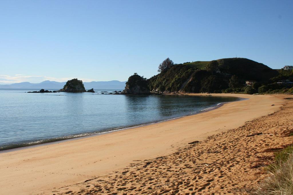 Пляж Каитеритери в Новой Зеландии, фото 3