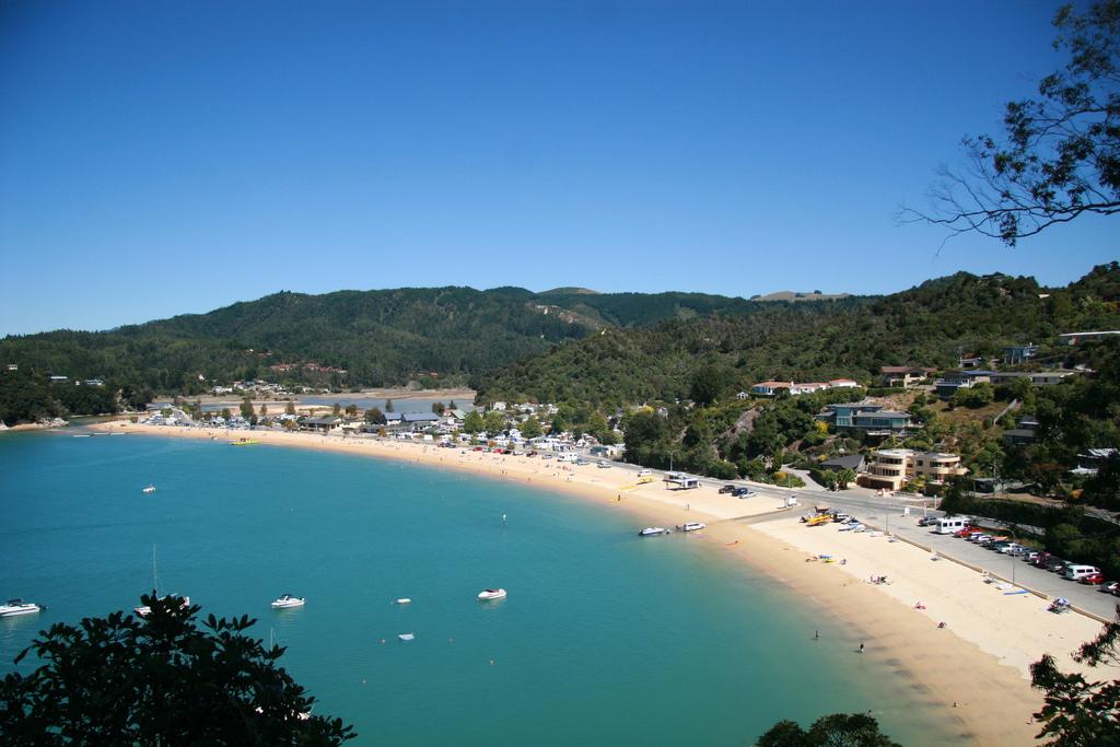 Пляж Каитеритери в Новой Зеландии, фото 5