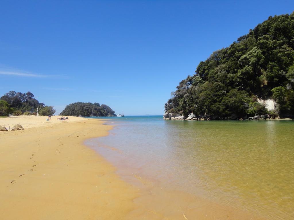 Пляж Каитеритери в Новой Зеландии, фото 6