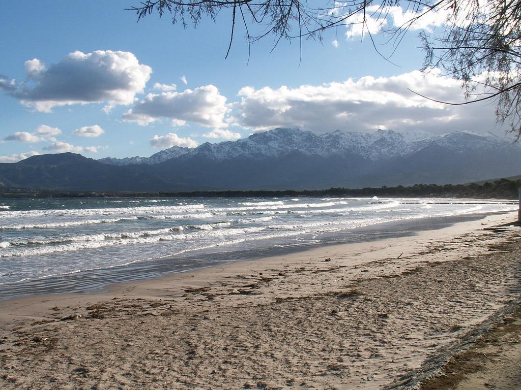 Пляж Кальви во Франции, фото 2