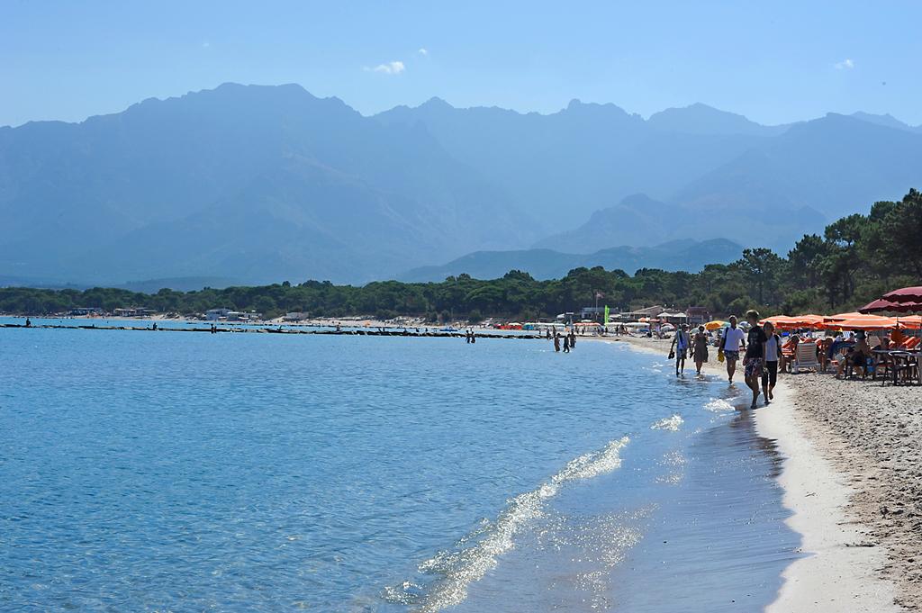 Пляж Кальви во Франции, фото 5