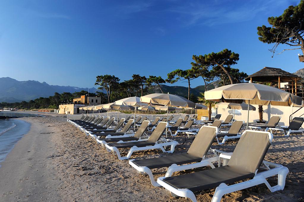 Пляж Кальви во Франции, фото 6