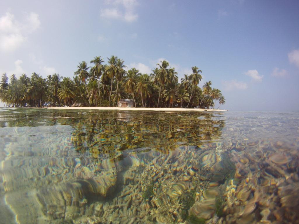Пляж Комарка Куна Яла в Панаме, фото 2