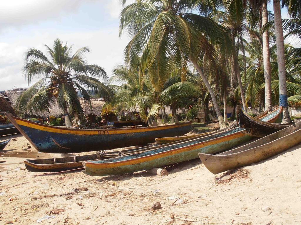 Пляж Комарка Куна Яла в Панаме, фото 4