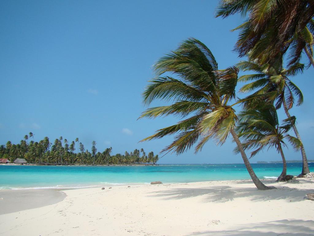 Пляж Комарка Куна Яла в Панаме, фото 6