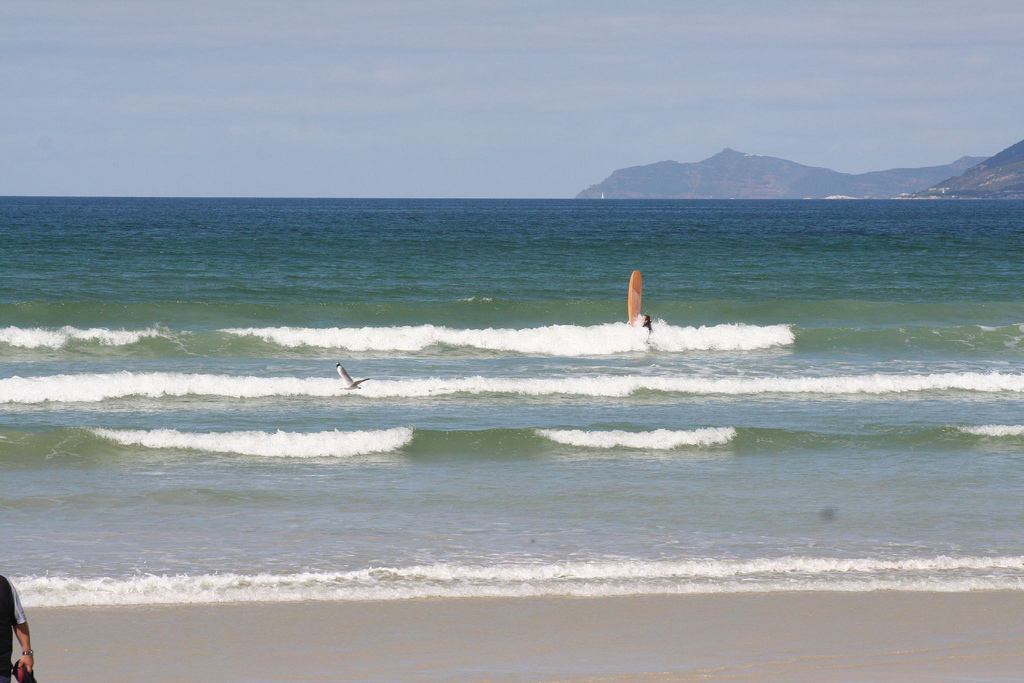 Пляж Майзенберг в ЮАР, фото 4