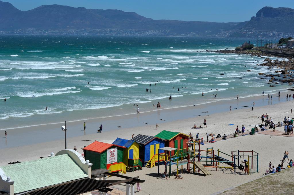 Пляж Майзенберг в ЮАР, фото 7