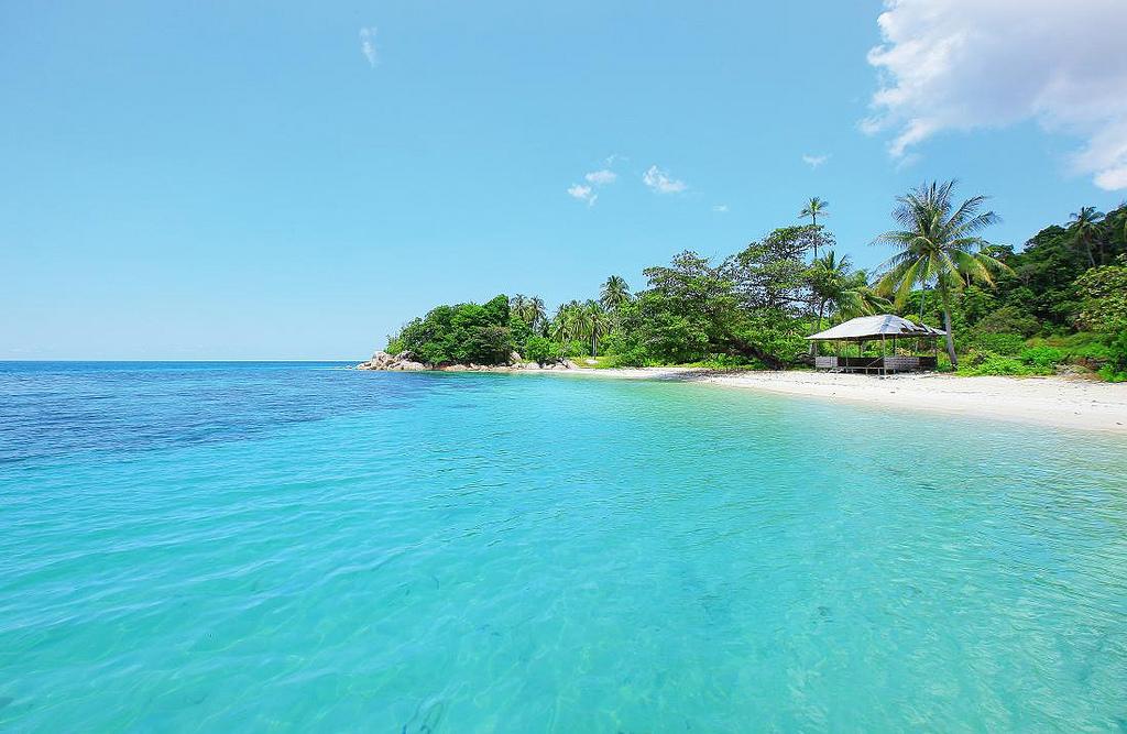 Пляж Мапур в Индонезии, фото 1