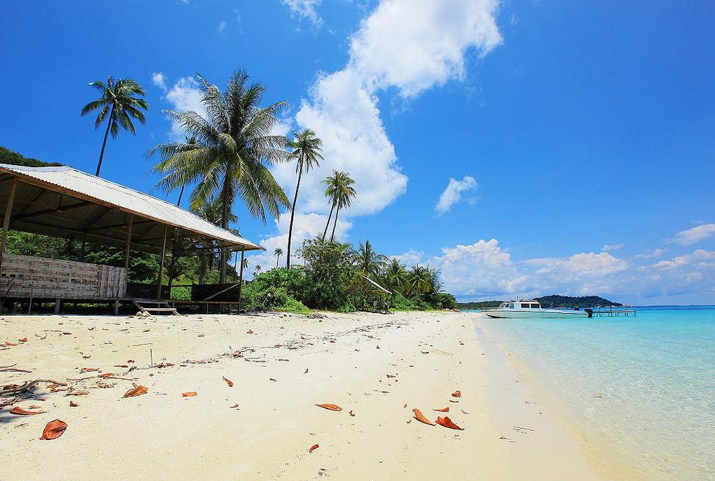 Пляж Мапур в Индонезии, фото 2