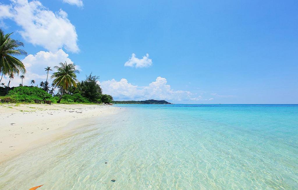 Пляж Мапур в Индонезии, фото 5