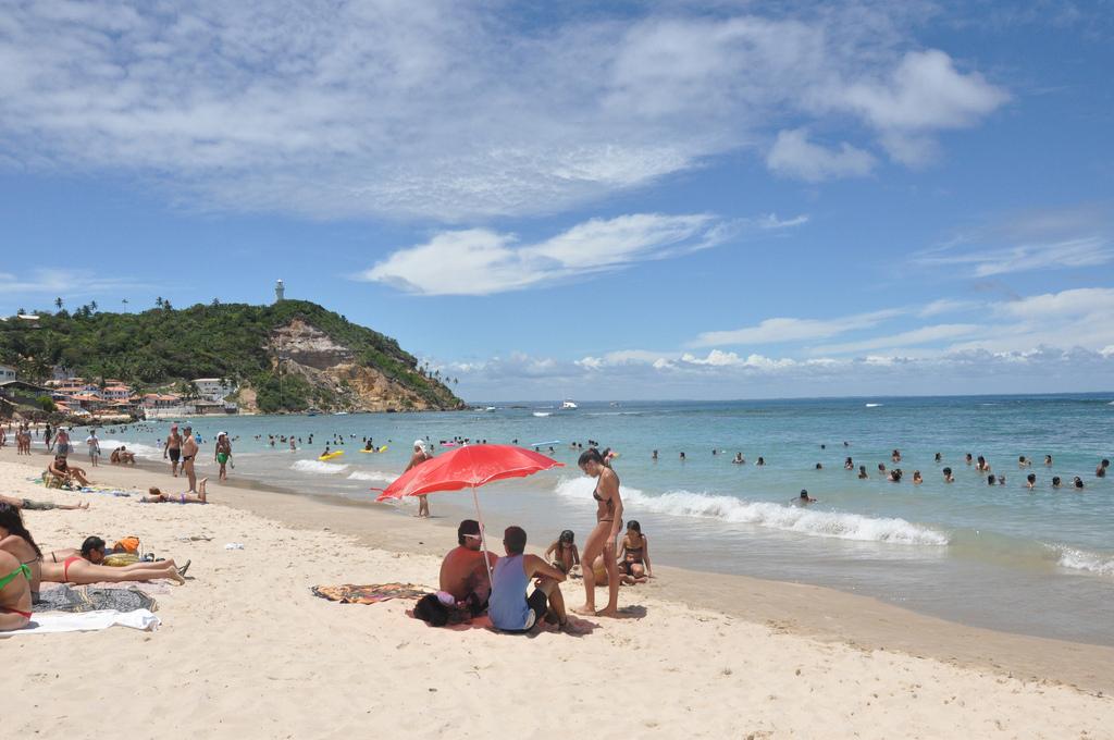 Пляж Моро-де-Сан-Паулу в Бразилии, фото 1
