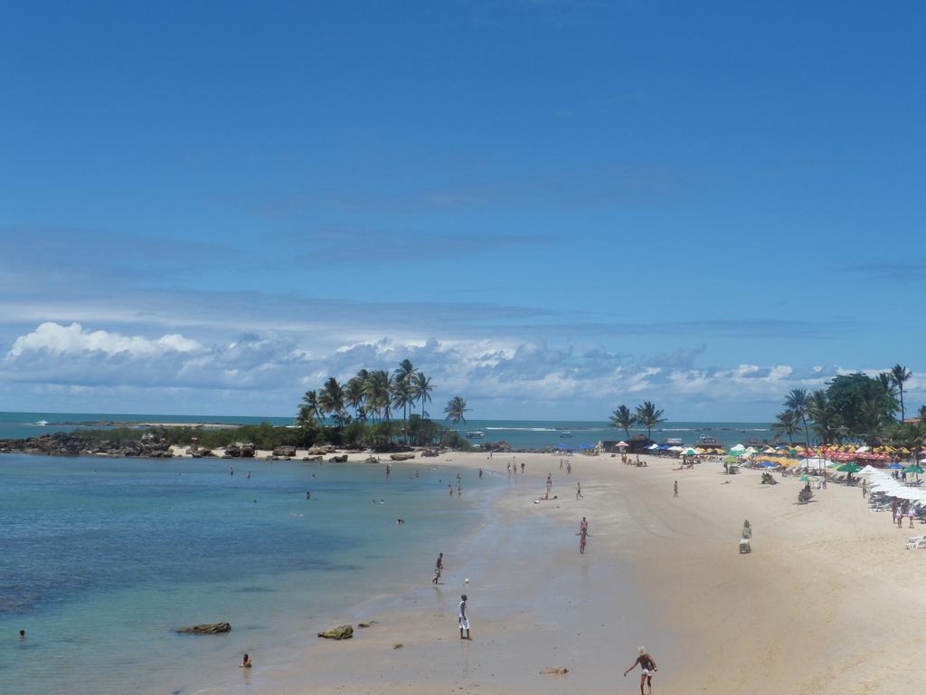 Пляж Моро-де-Сан-Паулу в Бразилии, фото 6