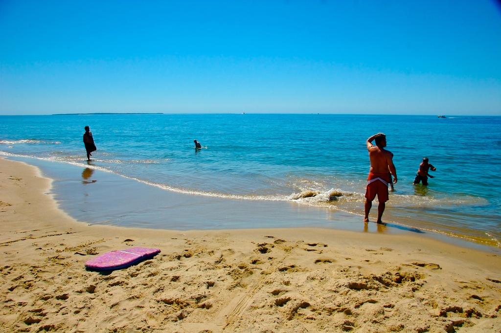 Пляж Мошуп в США, фото 1