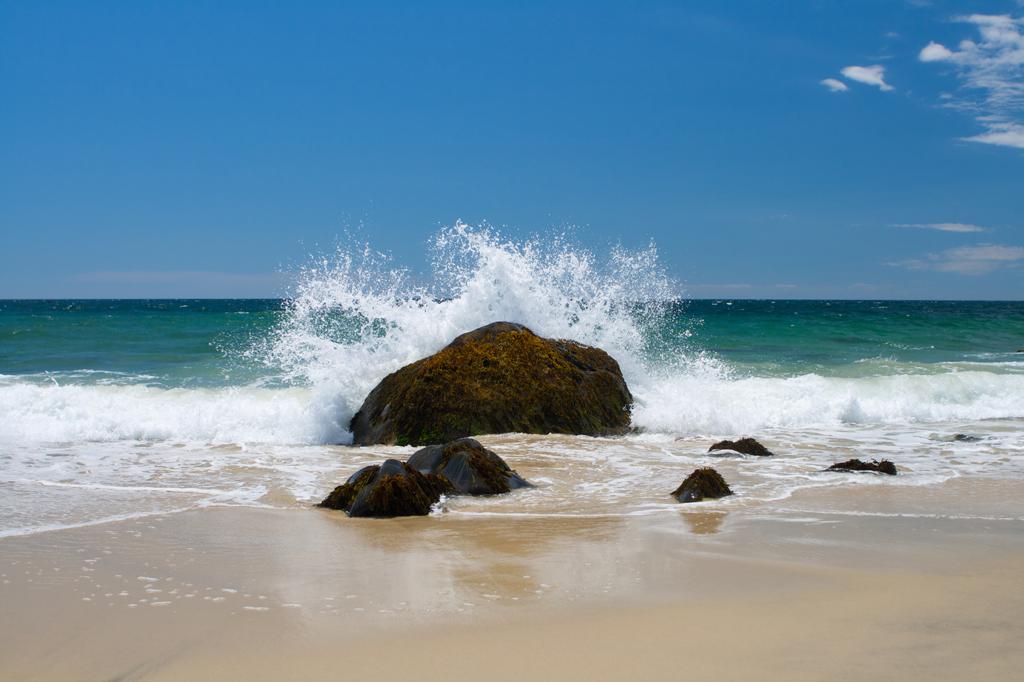 Пляж Мошуп в США, фото 6
