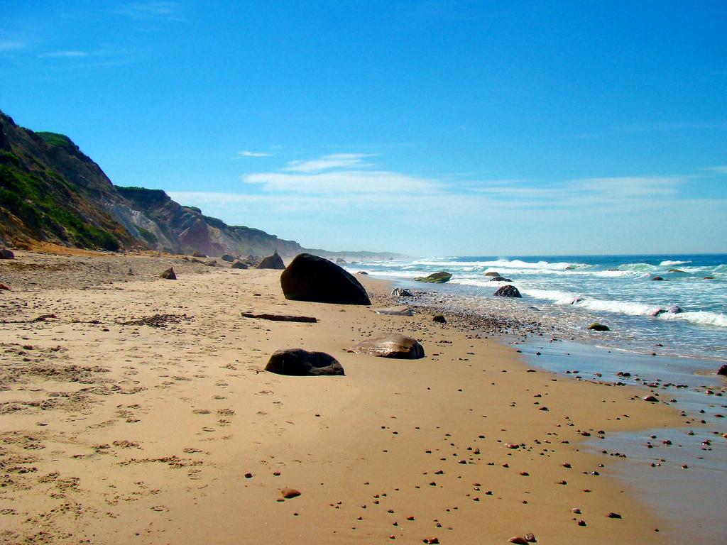 Пляж Мошуп в США, фото 7