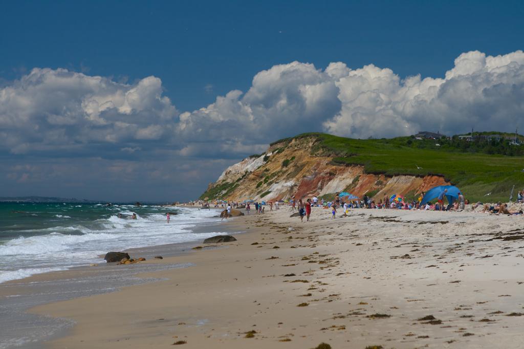 Пляж Мошуп в США, фото 10