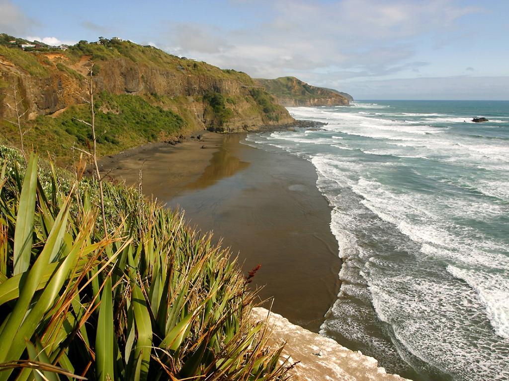 Пляж Муриваи в Новой Зеландии, фото 2