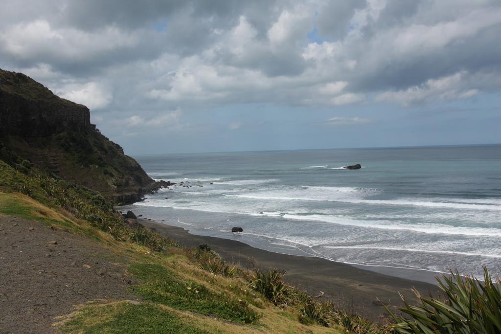 Пляж Муриваи в Новой Зеландии, фото 4