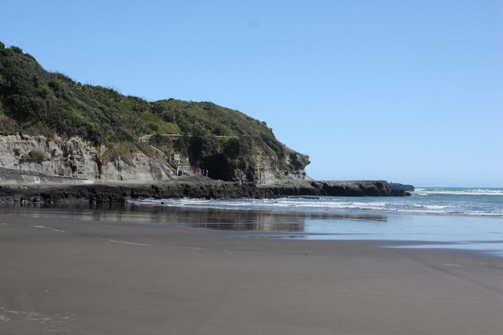 Пляж Муриваи в Новой Зеландии, фото 6