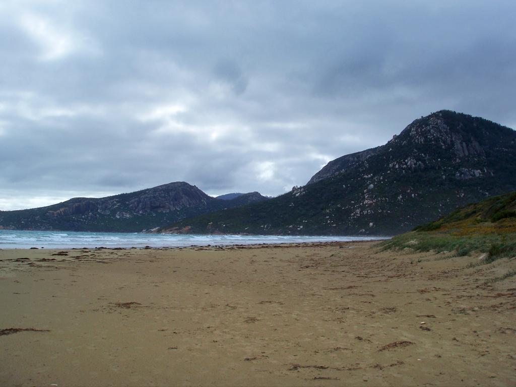 Пляж Оберон Бэй в Австралии, фото 3