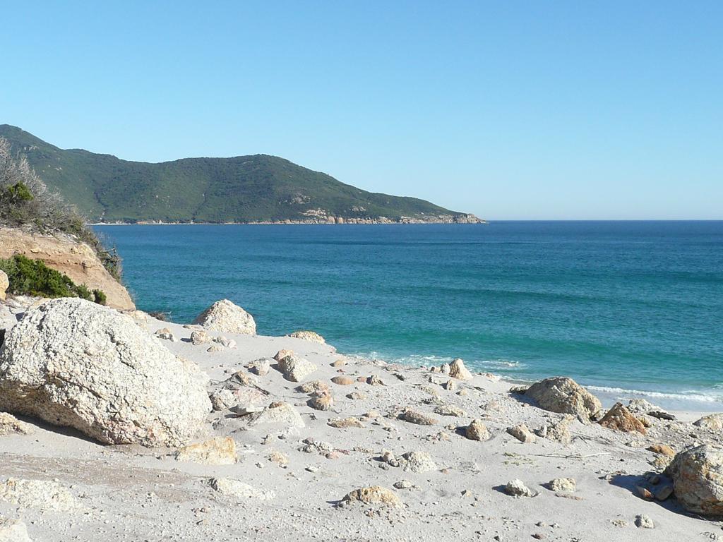 Пляж Оберон Бэй в Австралии, фото 8