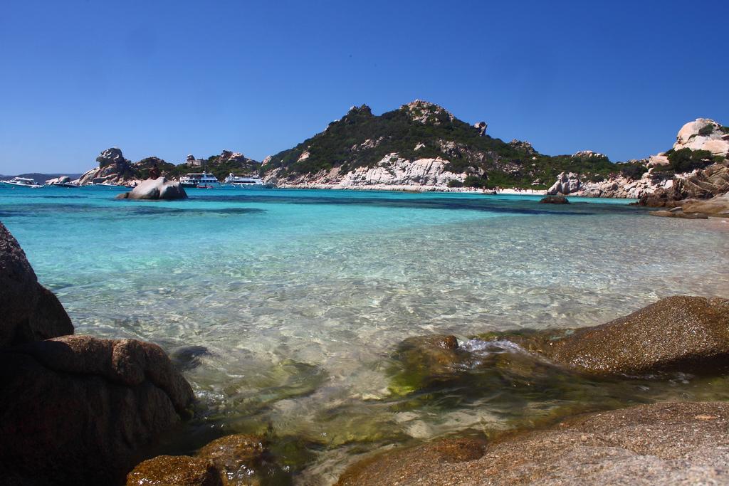 Пляж острова Ла Маддалена в Италии, фото 4