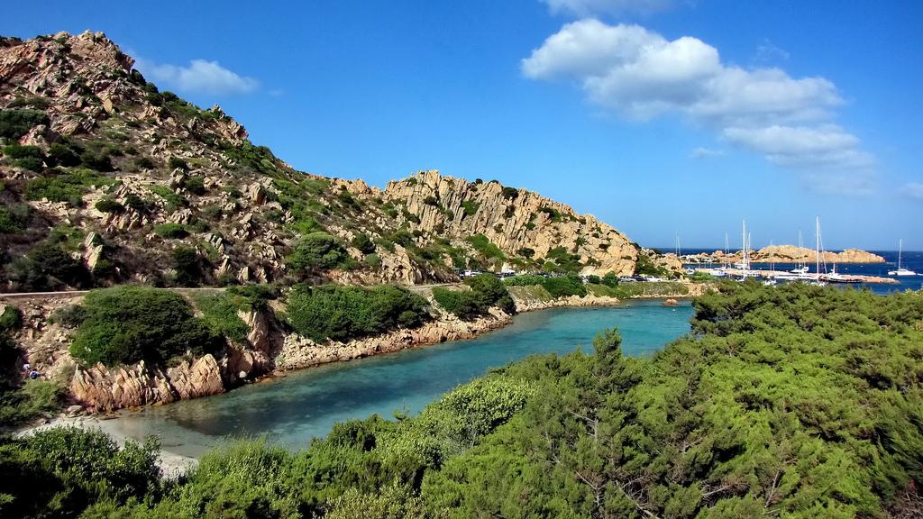 Пляж острова Ла Маддалена в Италии, фото 7