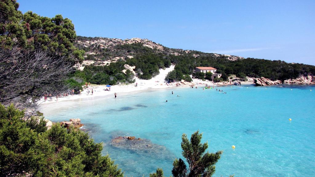 Пляж острова Ла Маддалена в Италии, фото 8