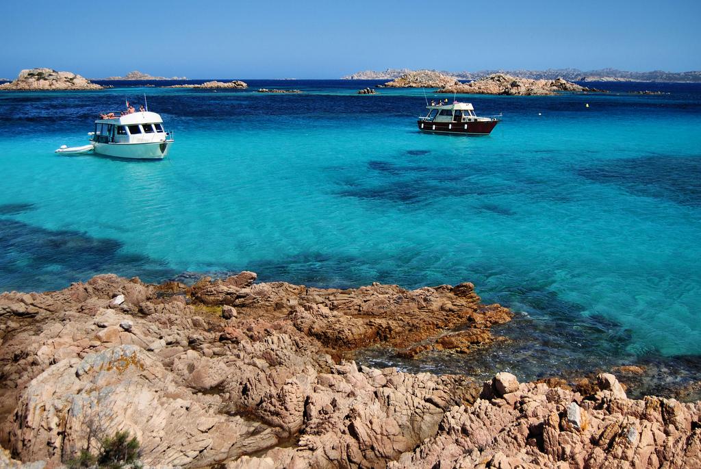 Пляж острова Ла Маддалена в Италии, фото 11
