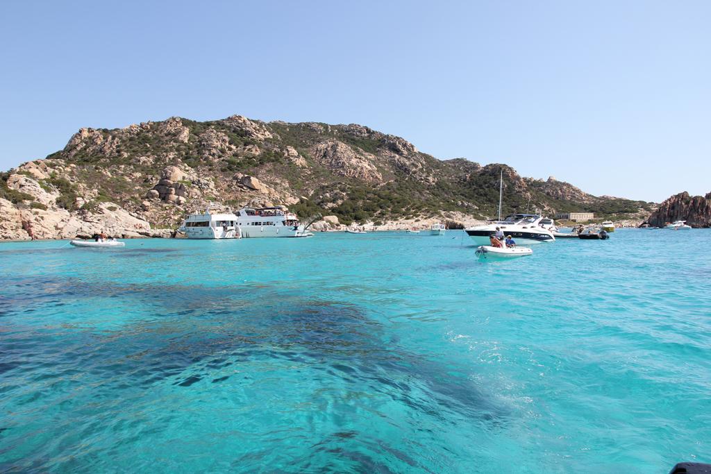 Пляж острова Ла Маддалена в Италии, фото 13